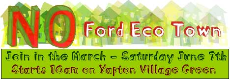 No Ford Eco Town
